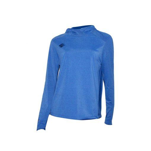 Markota majica dugih rukava s kapuljačom, za trening i rekreaciju