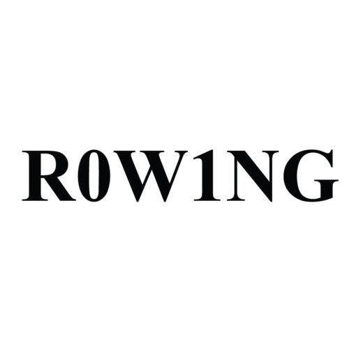 Naljepnica s veslačkim motivom, za čamac, auto