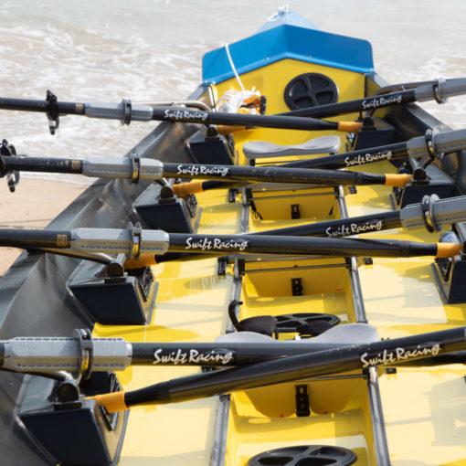 Swift čamac za obalno veslanje